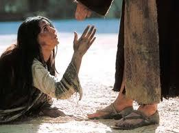 Jesus-e-a-mulher