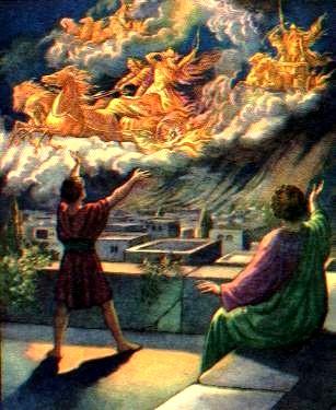 Eliseu e os carros de fogo