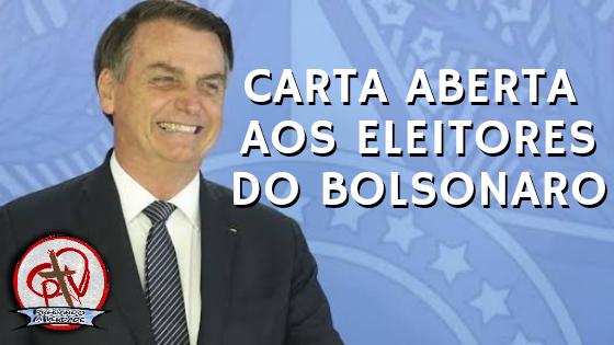 Eleitores do Bolsonaro bolsomito #BrasilComBolsonaro